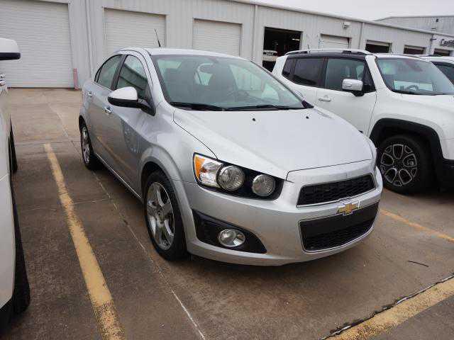 Chevrolet Sonic 2014 $10788.00 incacar.com