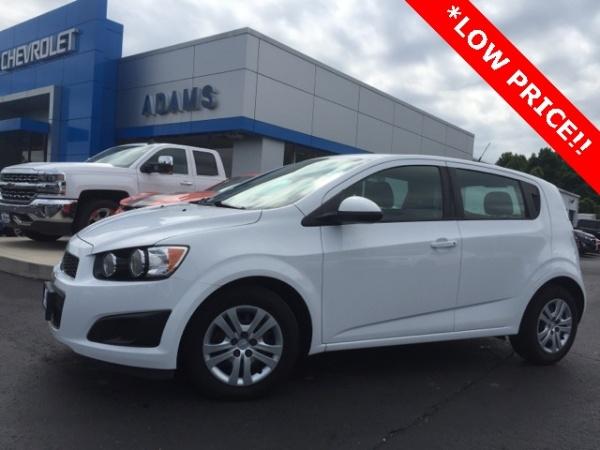 Chevrolet Sonic 2014 $6298.00 incacar.com