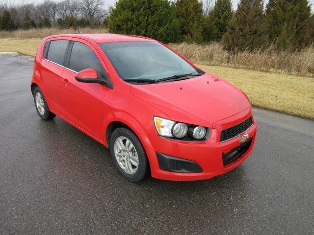 Chevrolet Sonic 2014 $5491.00 incacar.com