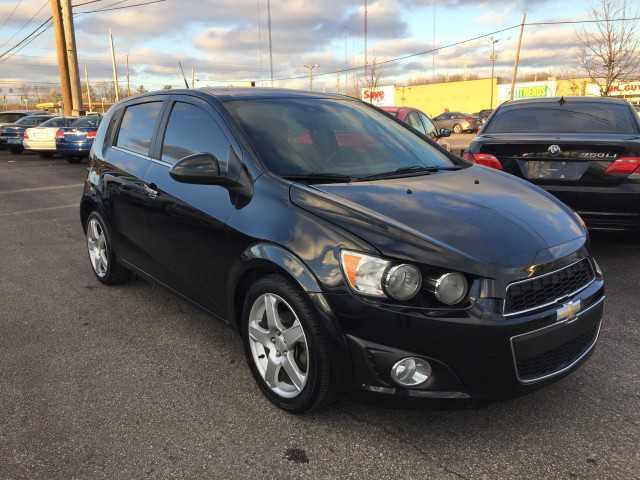 Chevrolet Sonic 2014 $5500.00 incacar.com