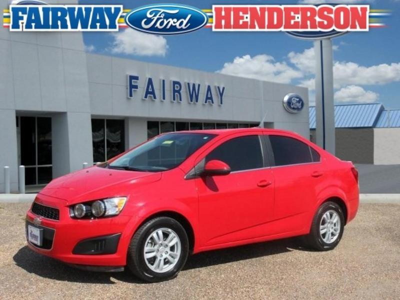 Chevrolet Sonic 2015 $7490.00 incacar.com