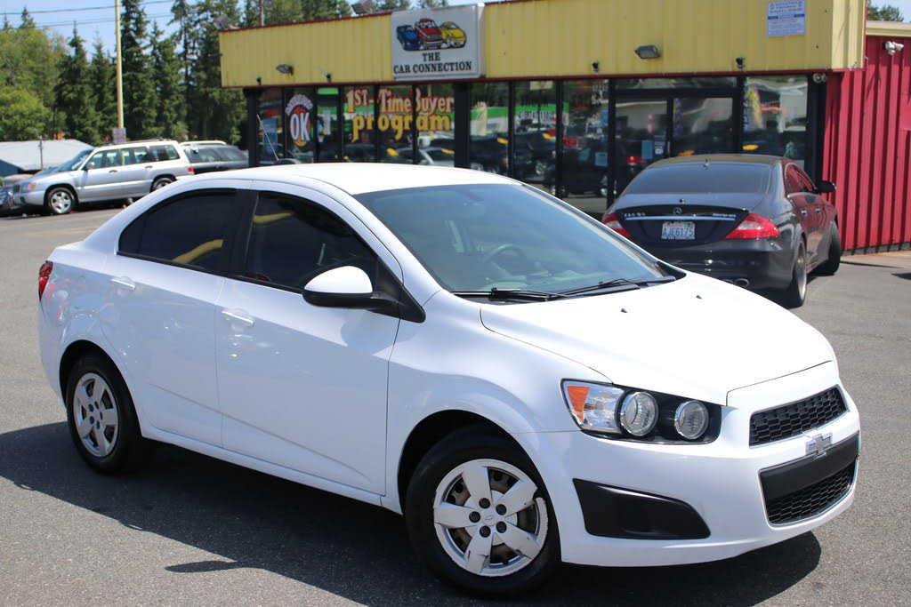 Chevrolet Sonic 2015 $5488.00 incacar.com
