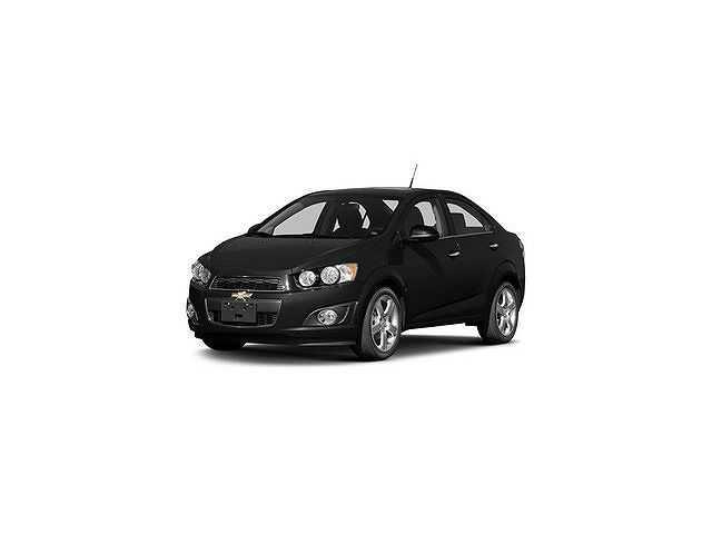Chevrolet Sonic 2015 $5981.00 incacar.com