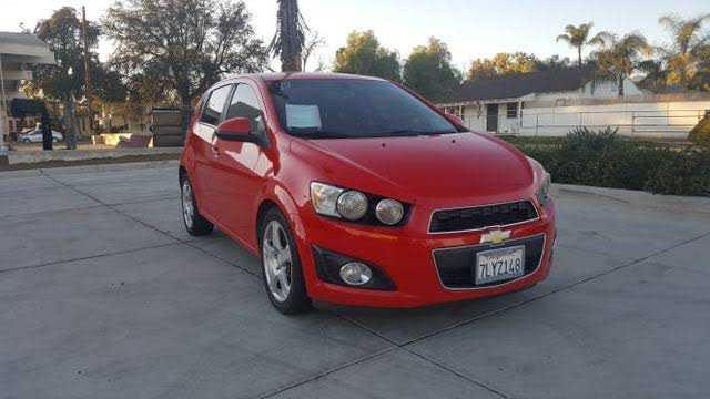 Chevrolet Sonic 2015 $5999.00 incacar.com