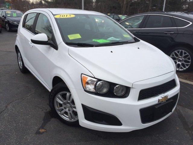 Chevrolet Sonic 2015 $8755.00 incacar.com