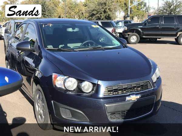 Chevrolet Sonic 2015 $6635.00 incacar.com