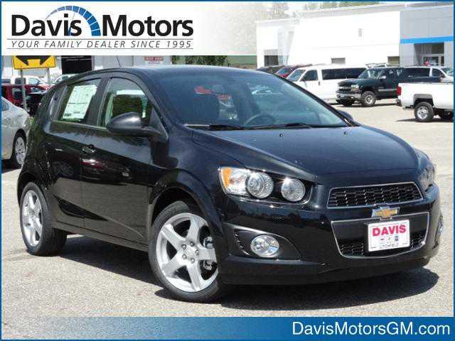 Chevrolet Sonic 2015 $22145.00 incacar.com