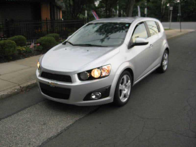 Chevrolet Sonic 2015 $6490.00 incacar.com