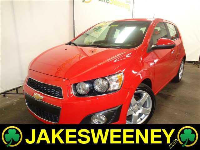 Chevrolet Sonic 2015 $9995.00 incacar.com