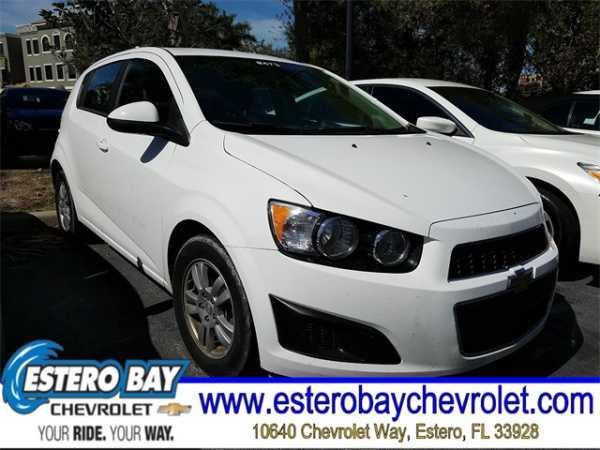 Chevrolet Sonic 2015 $6988.00 incacar.com
