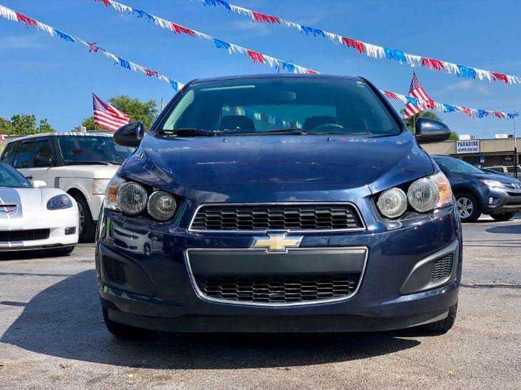 Chevrolet Sonic 2015 $4990.00 incacar.com