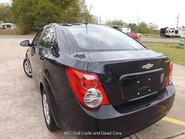 Chevrolet Sonic 2015 $6990.00 incacar.com