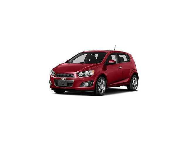 Chevrolet Sonic 2016 $10995.00 incacar.com