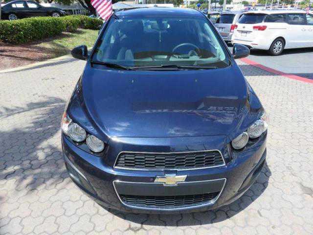 Chevrolet Sonic 2016 $7990.00 incacar.com