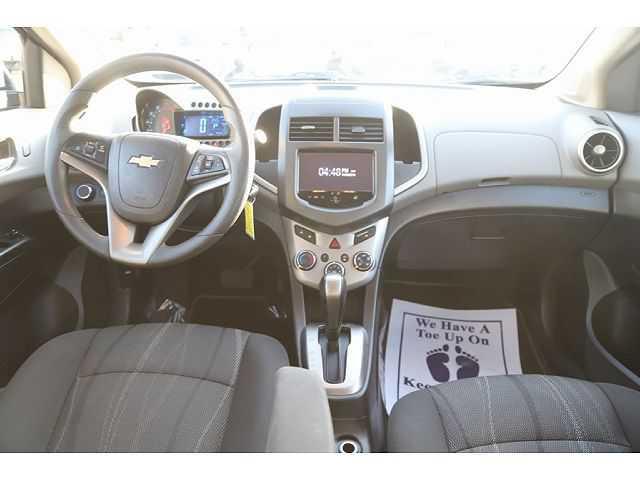 Chevrolet Sonic 2016 $7675.00 incacar.com