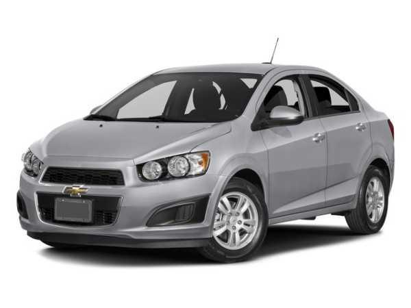 Chevrolet Sonic 2016 $7588.00 incacar.com