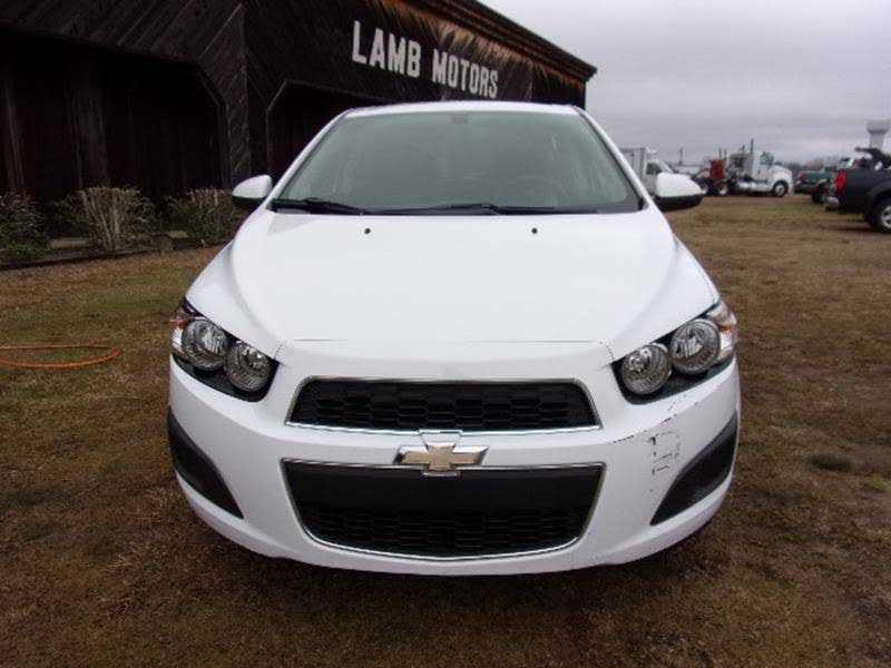 Chevrolet Sonic 2016 $5900.00 incacar.com