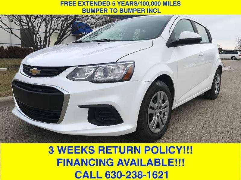Chevrolet Sonic 2017 $7400.00 incacar.com