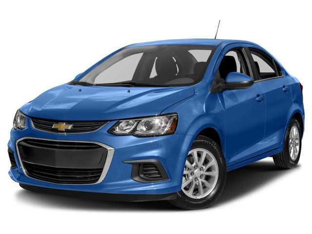 Chevrolet Sonic 2017 $8750.00 incacar.com