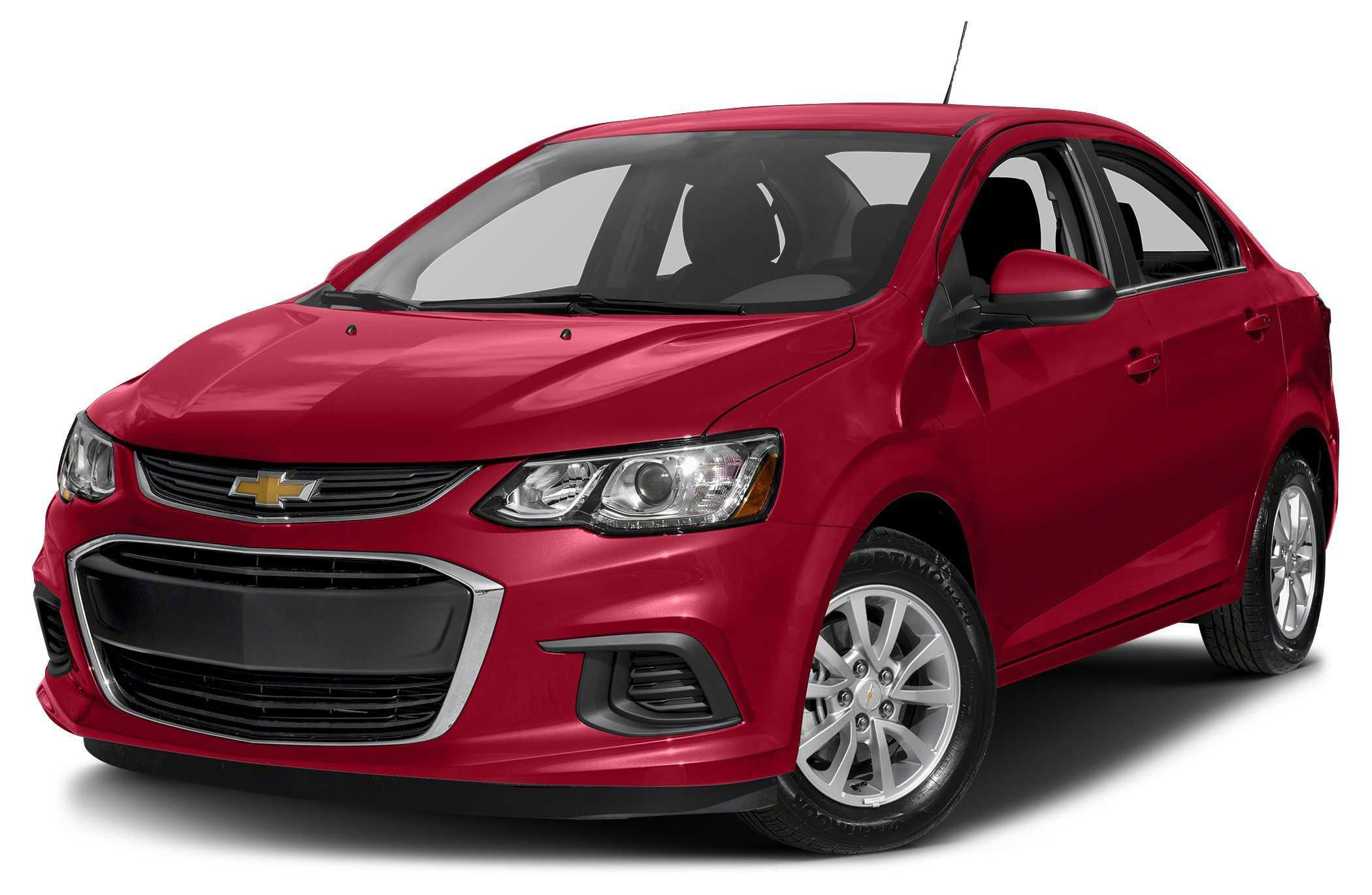 Chevrolet Sonic 2018 $20427.00 incacar.com