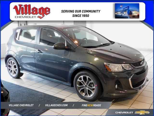 Chevrolet Sonic 2018 $16551.00 incacar.com