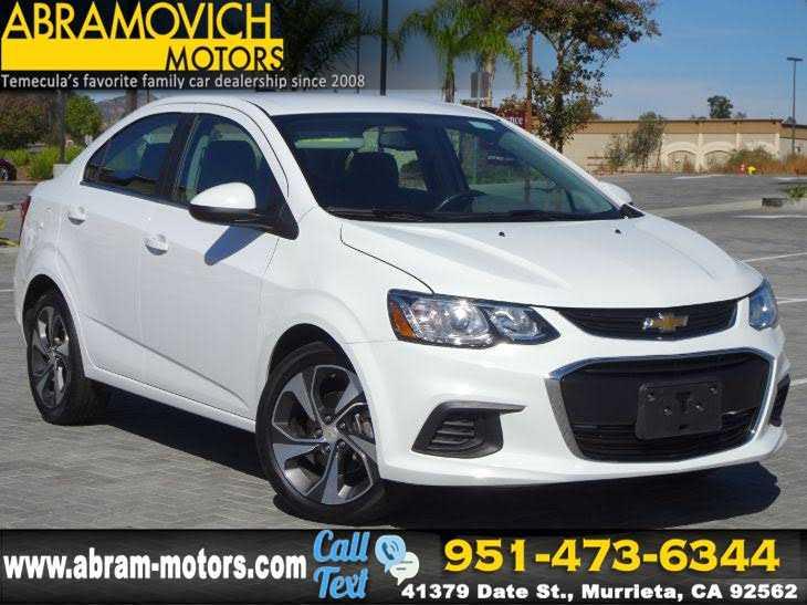 Chevrolet Sonic 2018 $10999.00 incacar.com