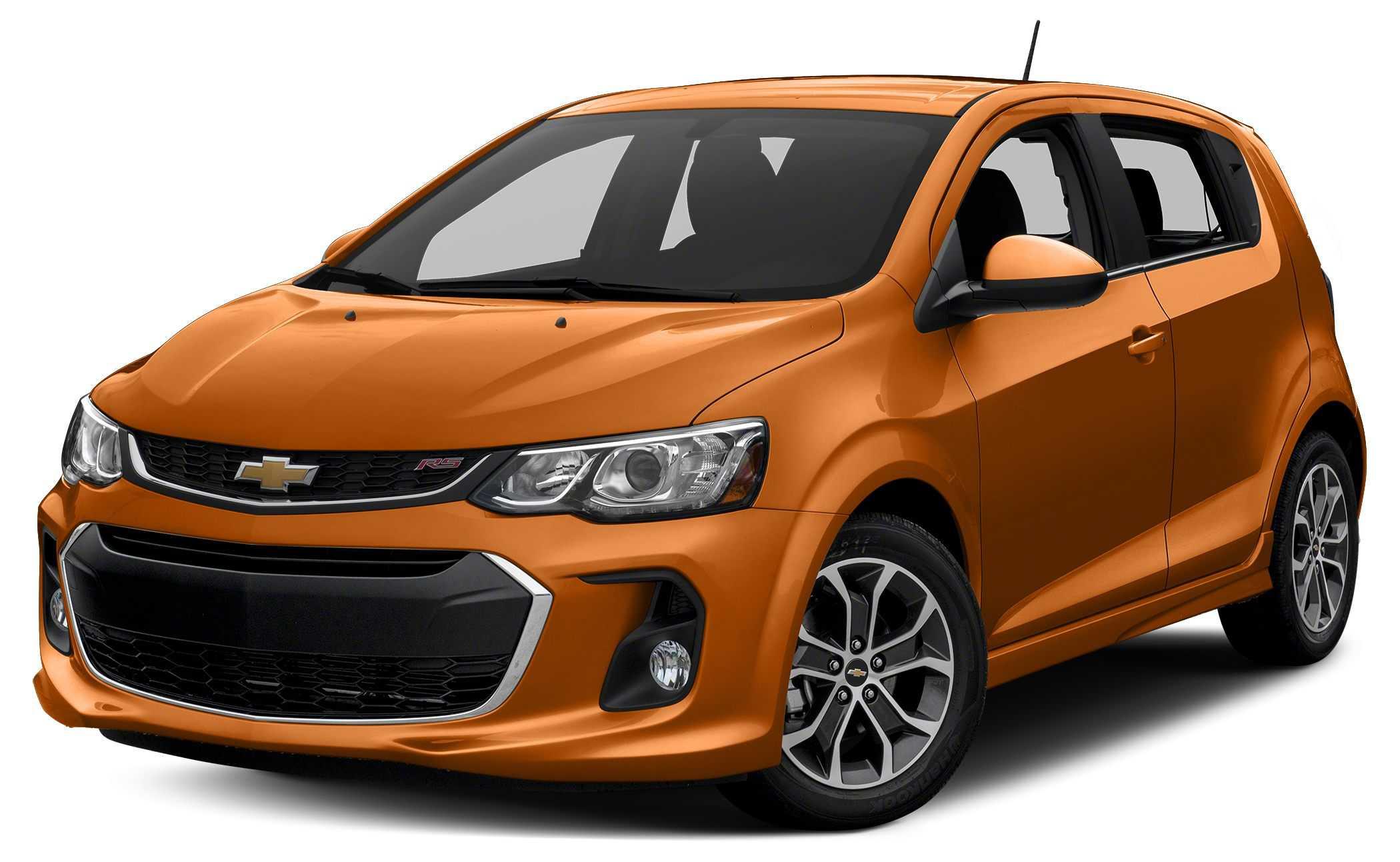 Chevrolet Sonic 2018 $17610.00 incacar.com