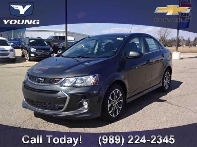 Chevrolet Sonic 2019 $21465.00 incacar.com