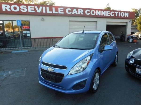 Chevrolet Spark 2013 $6495.00 incacar.com