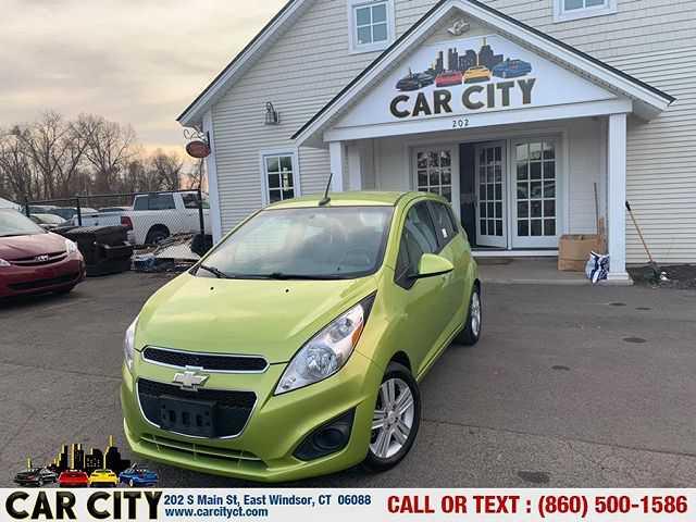 Chevrolet Spark 2013 $4700.00 incacar.com
