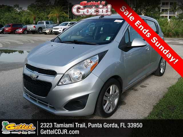 Chevrolet Spark 2013 $4995.00 incacar.com