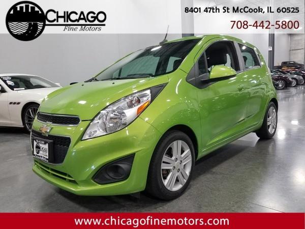 Chevrolet Spark 2014 $7500.00 incacar.com