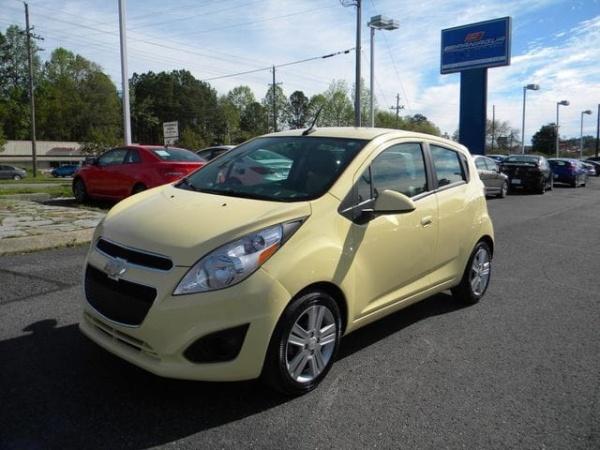 Chevrolet Spark 2014 $6900.00 incacar.com