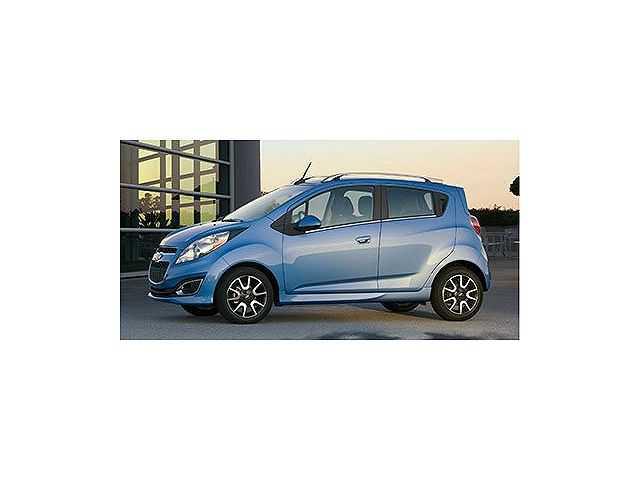 Chevrolet Spark 2014 $4452.00 incacar.com