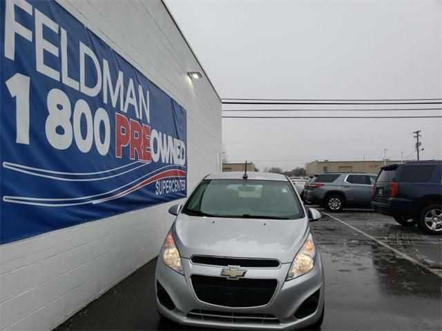 Chevrolet Spark 2014 $5996.00 incacar.com