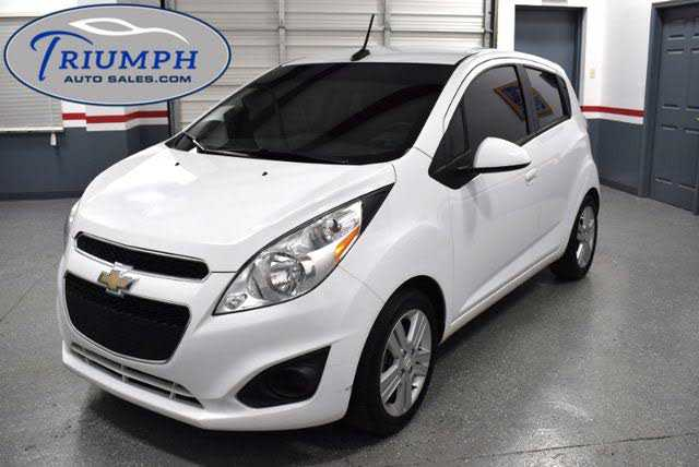 Chevrolet Spark 2014 $4990.00 incacar.com