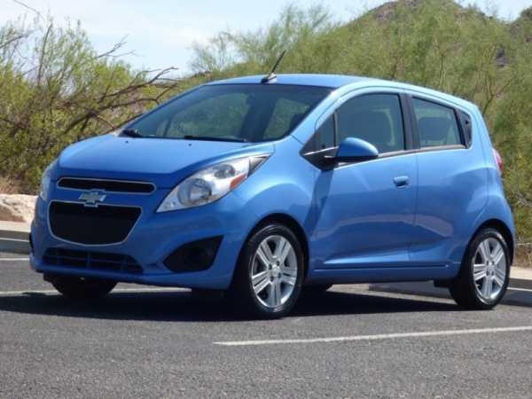 Chevrolet Spark 2014 $4168.00 incacar.com