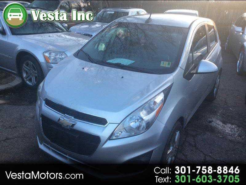 Chevrolet Spark 2014 $4500.00 incacar.com