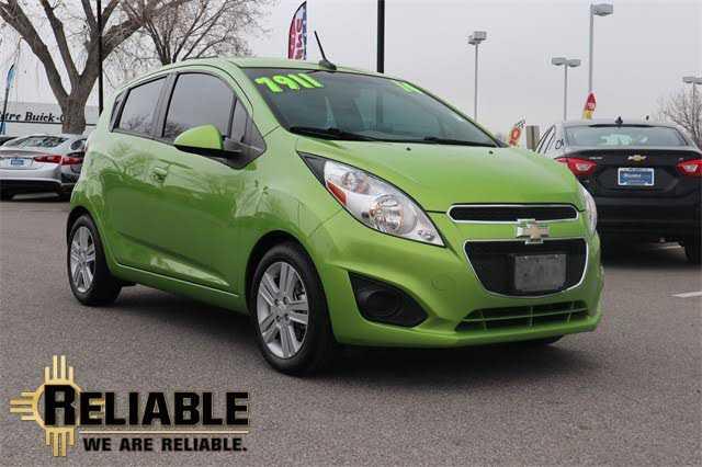 Chevrolet Spark 2014 $6950.00 incacar.com