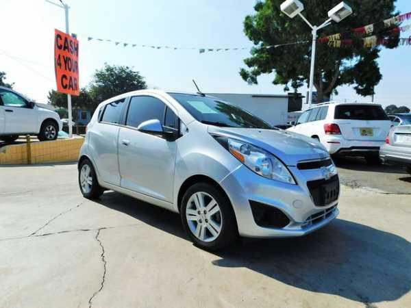 Chevrolet Spark 2014 $5985.00 incacar.com