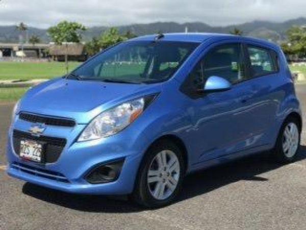 Chevrolet Spark 2014 $7900.00 incacar.com