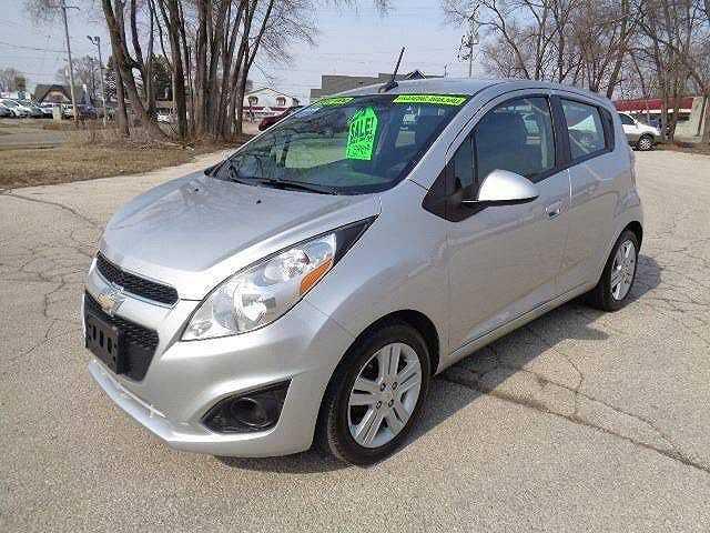 Chevrolet Spark 2014 $5990.00 incacar.com