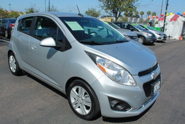 Chevrolet Spark 2014 $7677.00 incacar.com