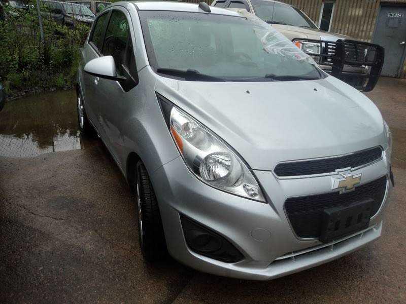 Chevrolet Spark 2015 $2500.00 incacar.com