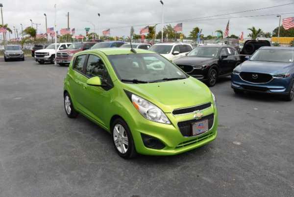 Chevrolet Spark 2015 $6600.00 incacar.com