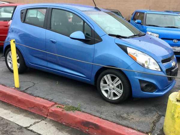 Chevrolet Spark 2015 $6990.00 incacar.com