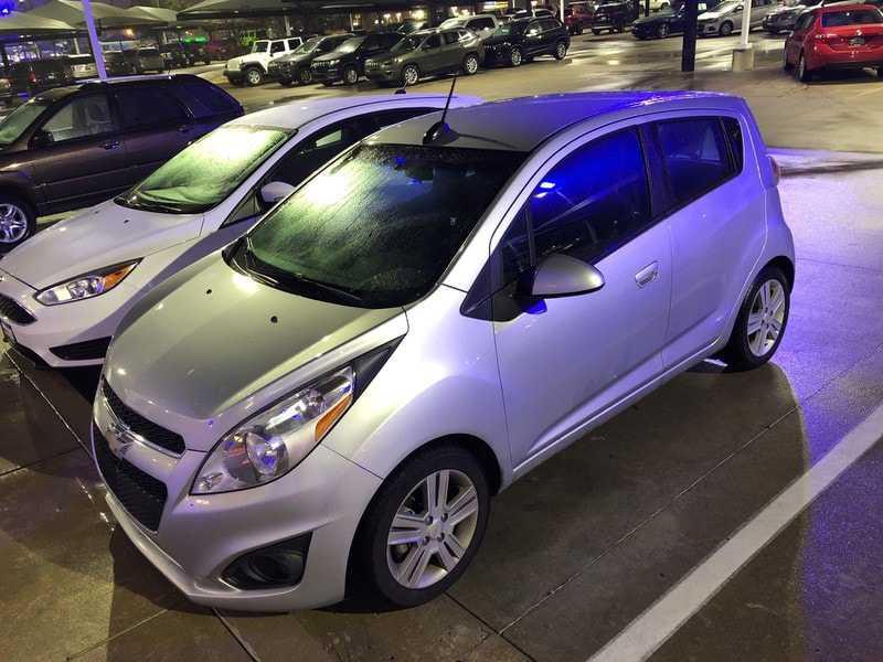 Chevrolet Spark 2015 $5878.00 incacar.com