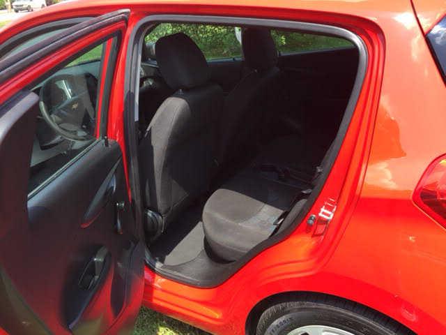 Chevrolet Spark 2016 $6480.00 incacar.com