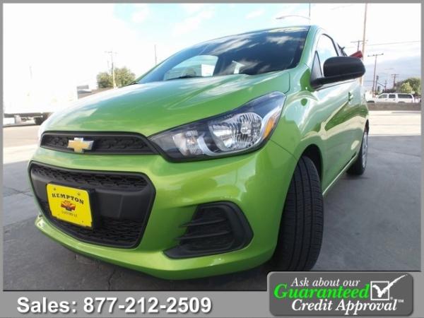 Chevrolet Spark 2016 $7672.00 incacar.com