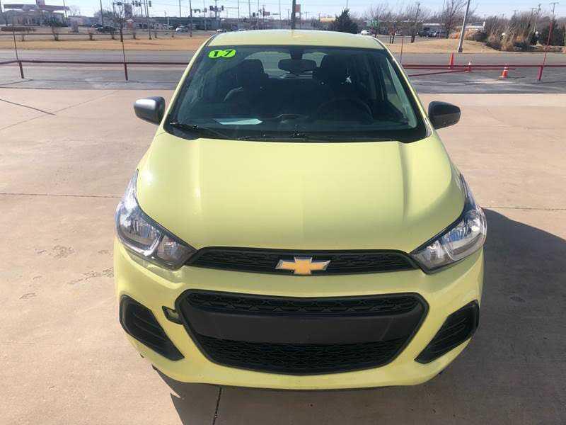 Chevrolet Spark 2017 $7495.00 incacar.com